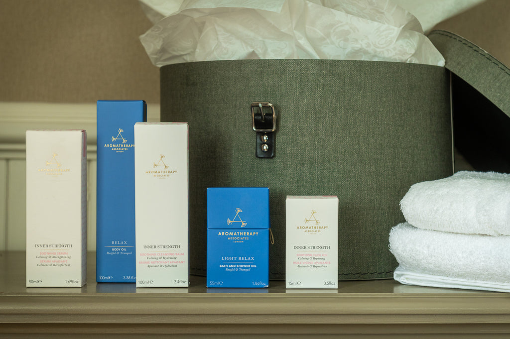 Aromatherapy Associates Inner Strength & Relax Gift Set