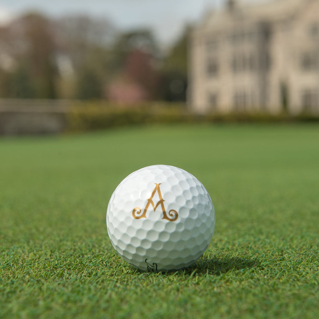 Adare Manor Golf Ball