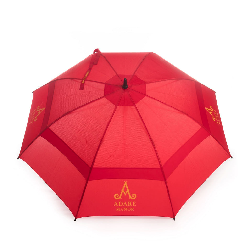 Adare Manor Magic Print Golf Umbrella