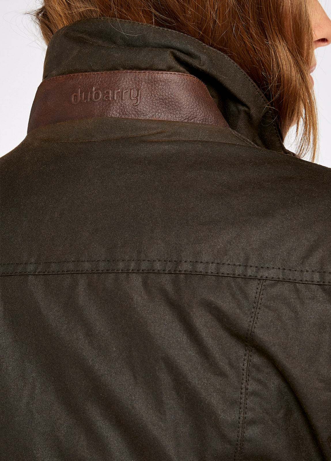 Mountrath Waxed Jacket by Dubarry