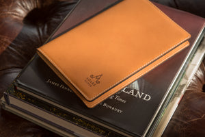 CarveOn Leather Adare Manor Branded Notebook