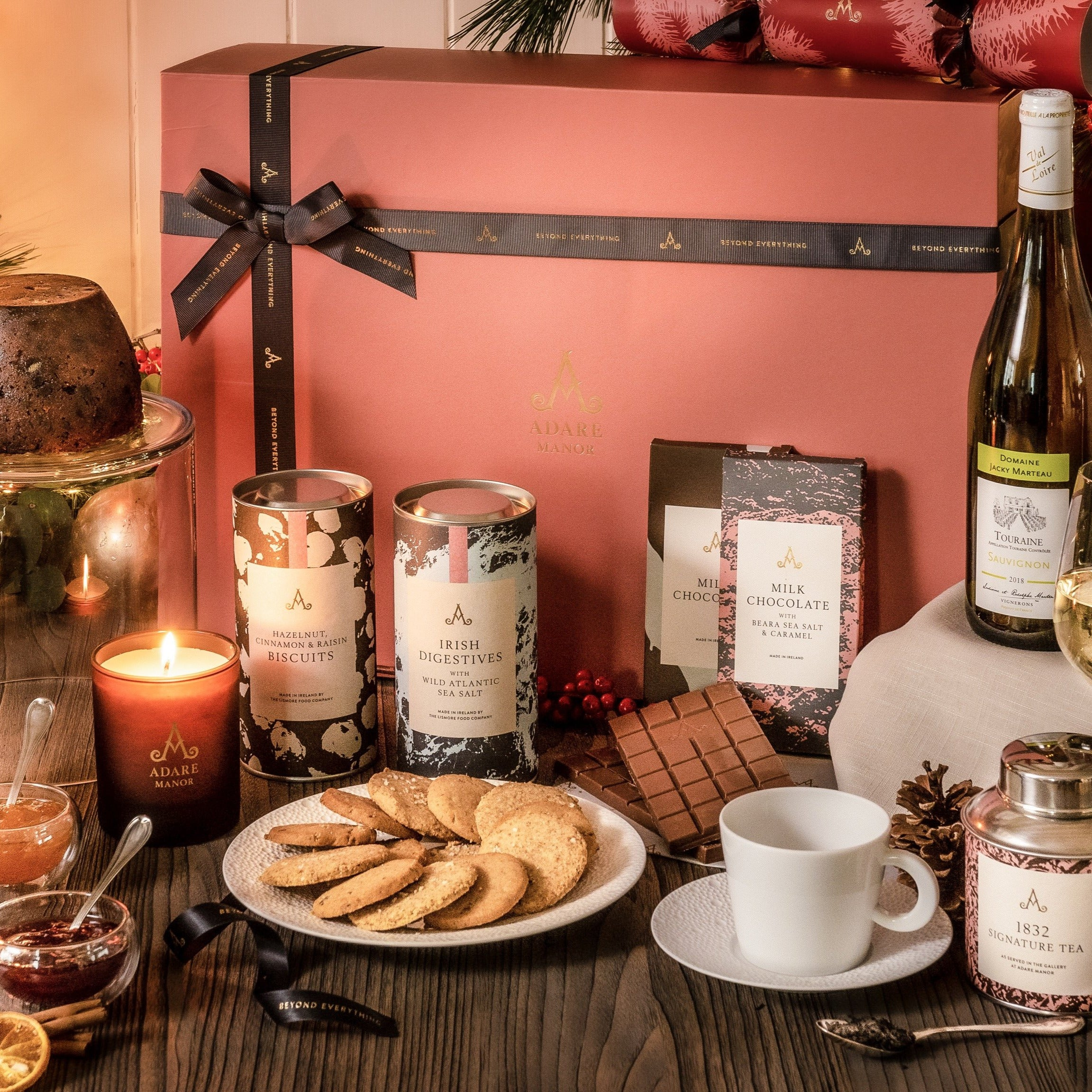 The Sweet and Indulgent Hamper