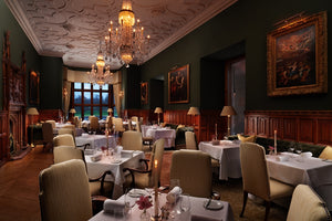 Gastronomic Overnight Stay with Oak Room Dining Experience
