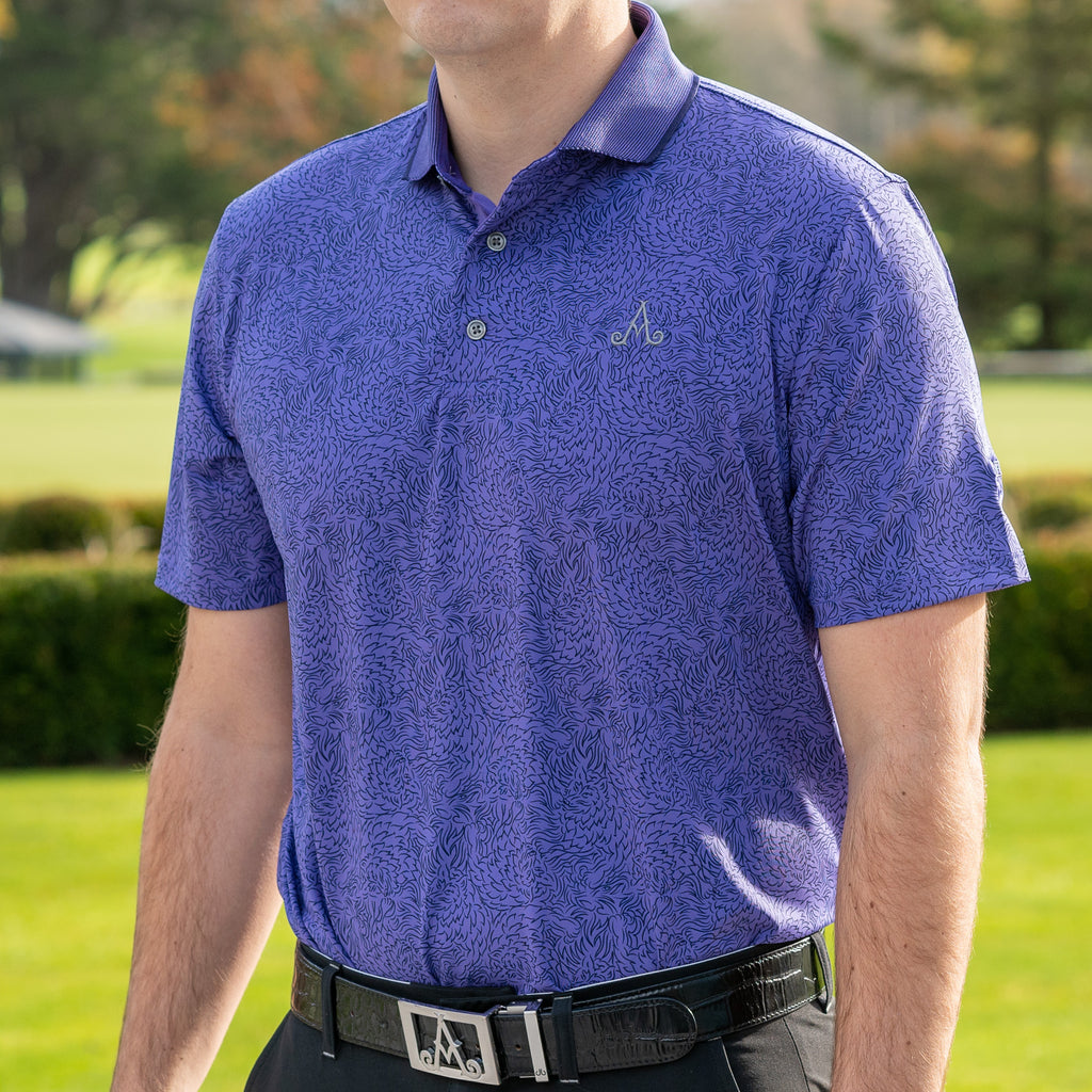 Greyson Den of Thieves Polo