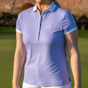 Fairway & Greene Bobbi Zip Polo