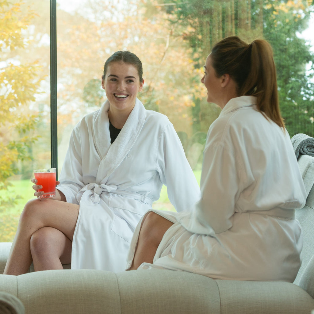 Adare Manor Bathrobe - Adult