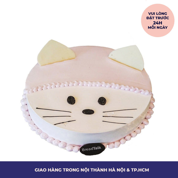 Bánh Kem Kitty Cat