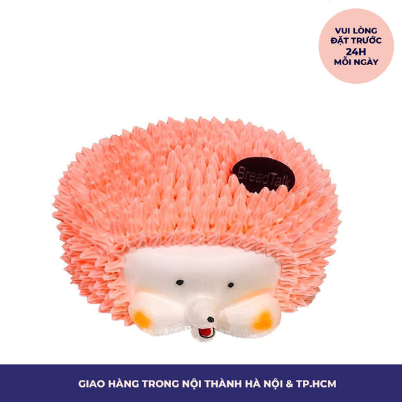 Bánh Kem Little Hedgehog