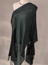 Load image into Gallery viewer, Pashmina Blend Scarf/Shawl