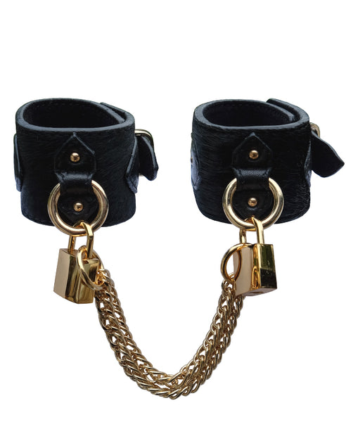 Pony Cuffs with Padlocks