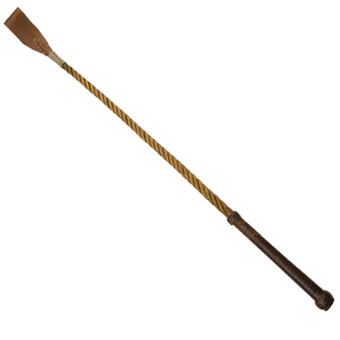 Vintage Twisted Cane Riding Crop