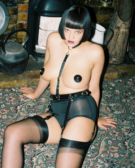 Tessa Suspender Harness