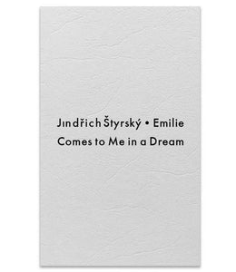 Jındřıch Štyrský's, Emilie Comes to me in a Dream