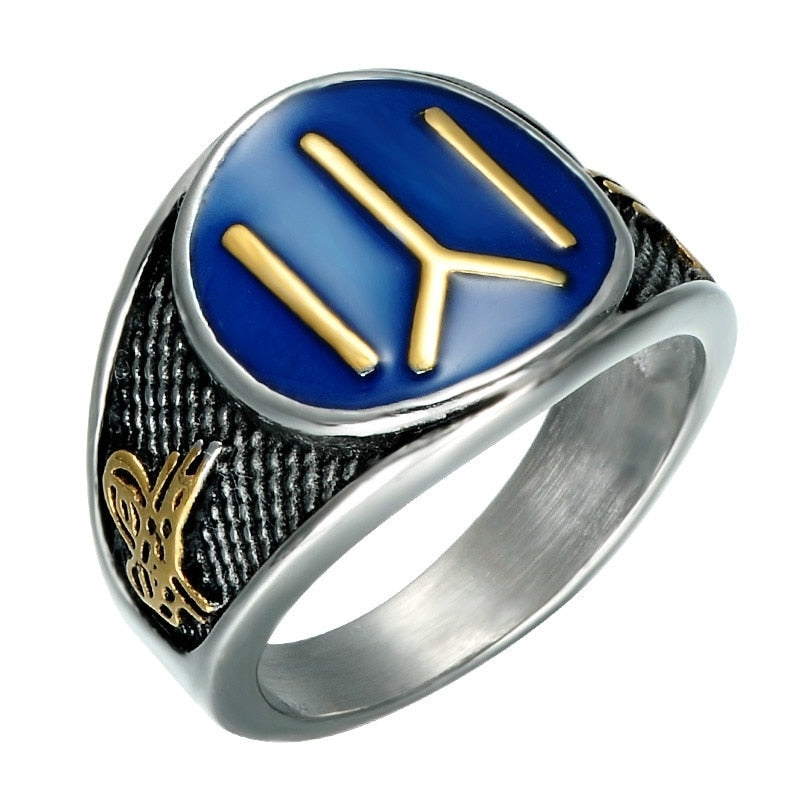 KAYI Blue Ring
