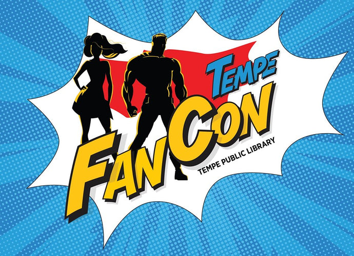 1/25/20 Pop Up at Tempe Fan Con