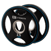 Full Set of Weight Plates + Thruster Plates