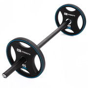Thruster Bar Lite + 45lb Weight Plates