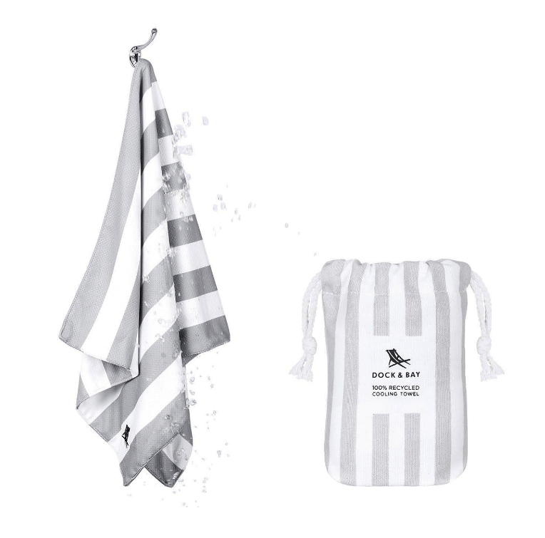 dock and bay cooling towel