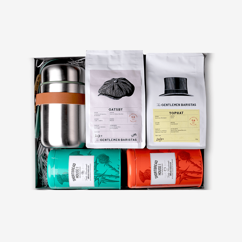 The Coffee Connoisseur Gift Box