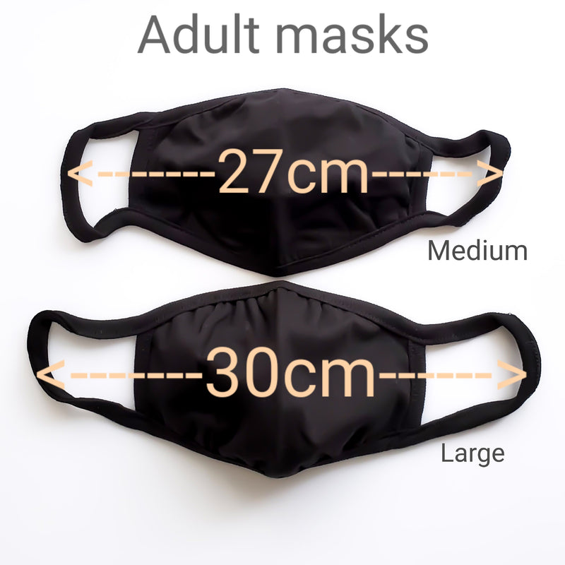 Face Masks for Adults