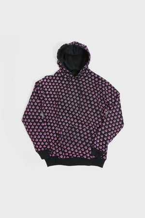 All Over Pig Hoodie