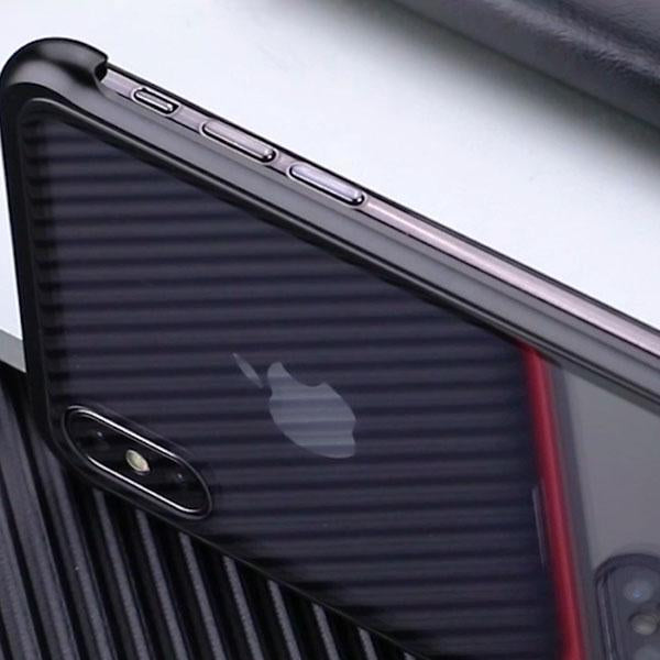 No Border Case For iPhone