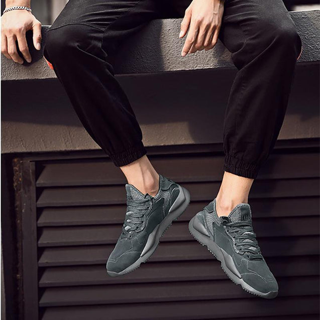 Men's Fashion Wild Casual Wear Breathable Sneakers
