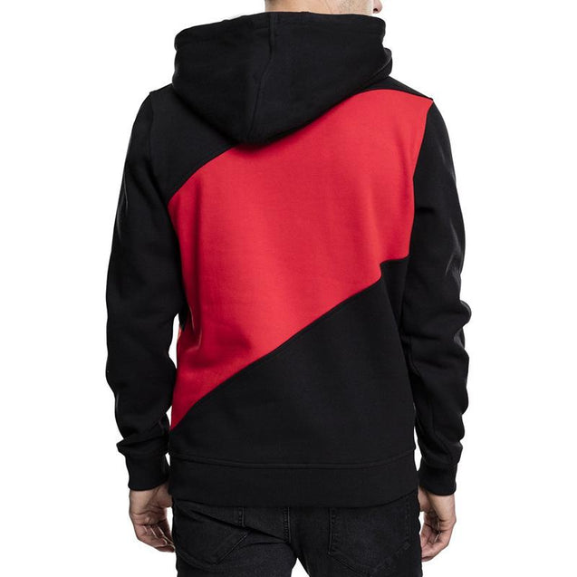 Fashion Long Sleeve Hooded Pullover Sweater