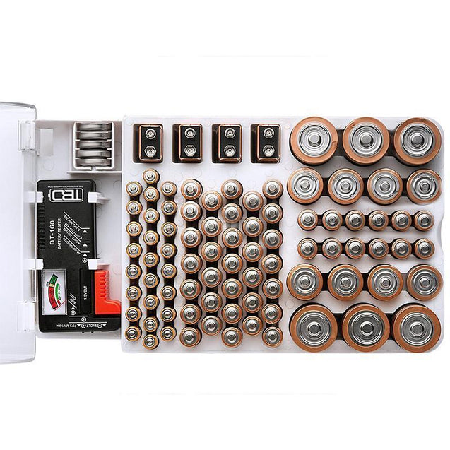 Battery Organizer&Storage Case(1 Set)