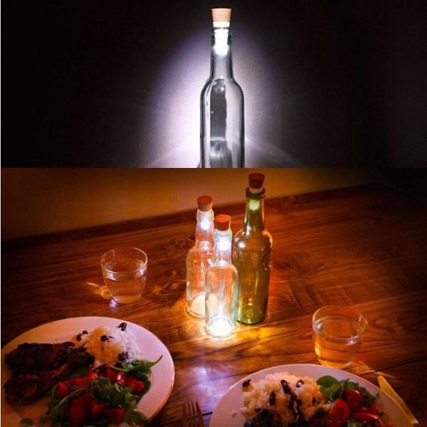 Bottle Stopper Night Light