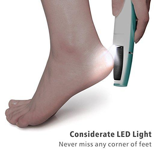 Miracle Callus Remover with LED Light
