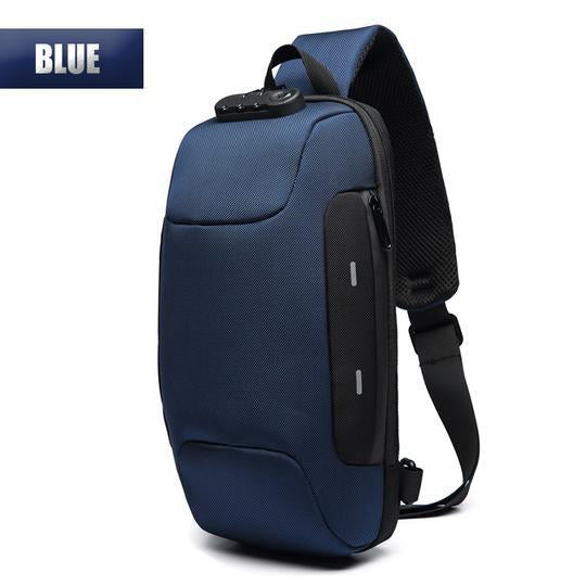 Multi function Chest Backpack
