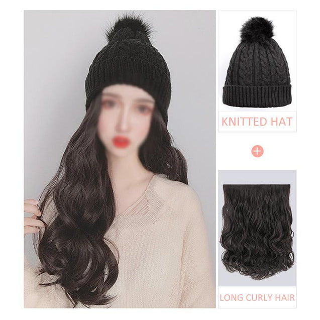 Winter Wig Hat