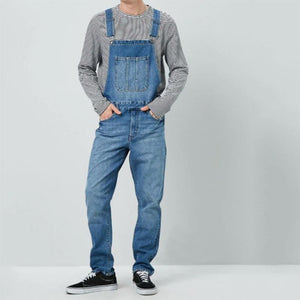 Men's Fashion Casual Denim Trousers