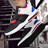 Men's fashion color matching breathable lightweight sneakers
