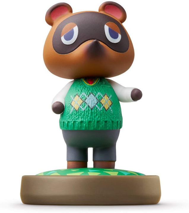 Nintendo Amiibo Tom Nook (Animal Crossing Series)