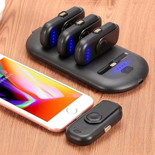 【50% OFF】Portable Charging System(1 Set)