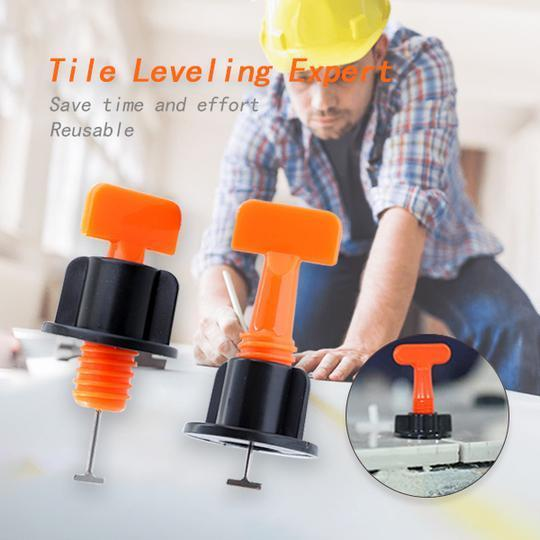 Reusable Tile Leveling System (20 Pcs/ Pack)