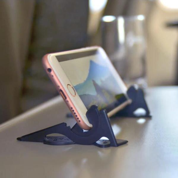 Card Type Mobile Phone Holder(1 Pair)