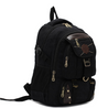 Men's Casual Travel Canvas Backpack