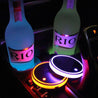 LED Car Coasters