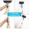Multifunctional Wall Decorative Paint Roller Brush Tools-Buy 2 Free Shipping!!!