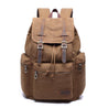 Casual Solid Color Outdoor Mountaineering Backpack
