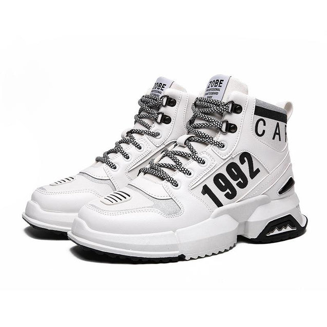 Men's Wild Sports High-Top Skid Shoes