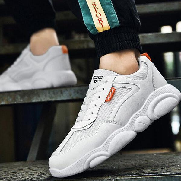 Breathable Casual Men's Sneakers
