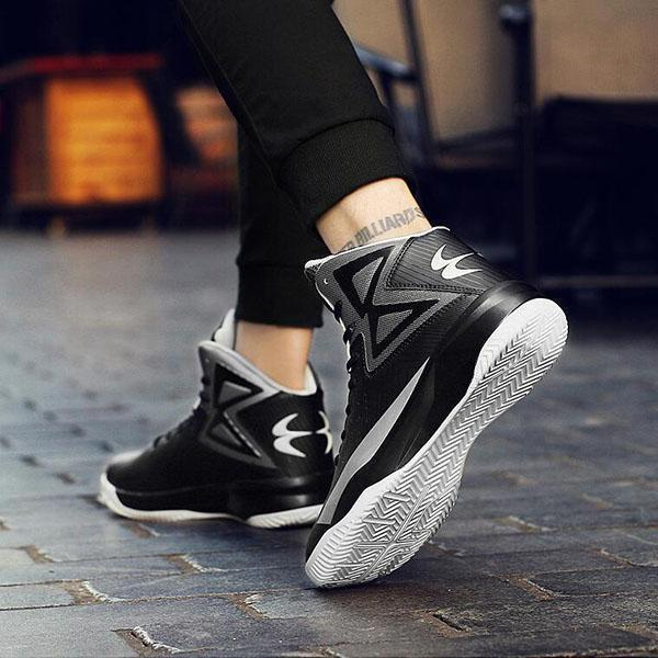 Men's Breathable Sports Casual Basketball Shoes Running Shoes