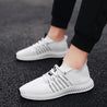 Men's Casual Breathable Sneakers Running Shoes
