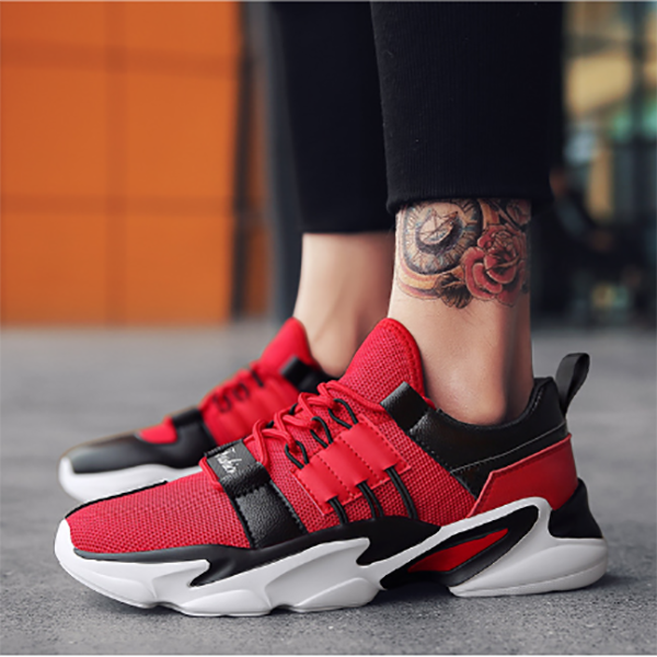 Men's Fashion Trend Mesh Breathable Sneakers