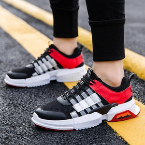 Breathable Wear-Resistant Anti-Slip Low To Help Men Sneakers