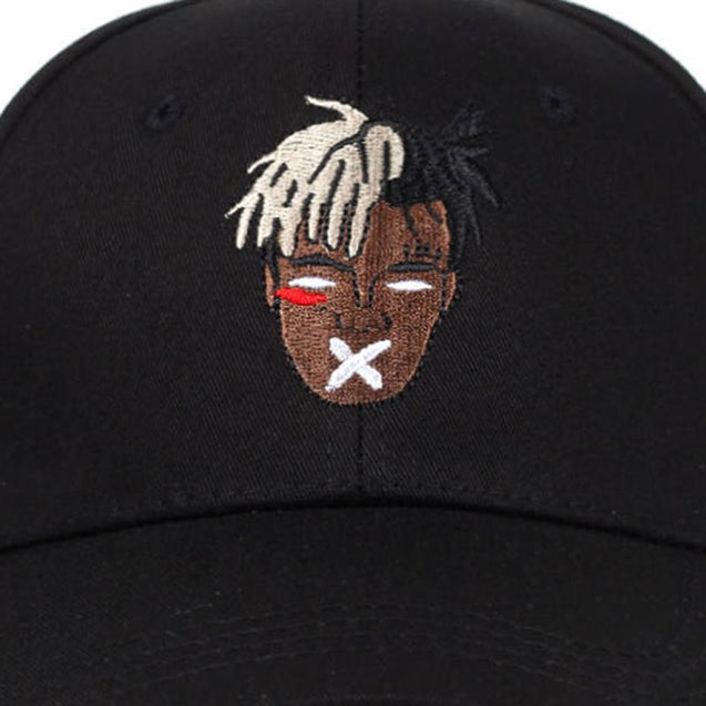 Euramerican Style Unisex Embroidery Pattern Baseball Cap